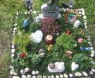 Besuch des Tierfriedhofs