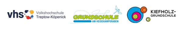 Logos VHS Grundschulen